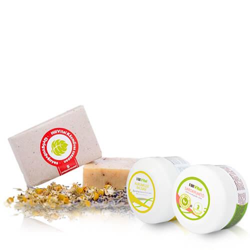 hillvital-prirodne-produkty-balicek-na-pokozku-chodidiel-mydlo-liecive-byliny-hubovy-balzam-krem-na-paty