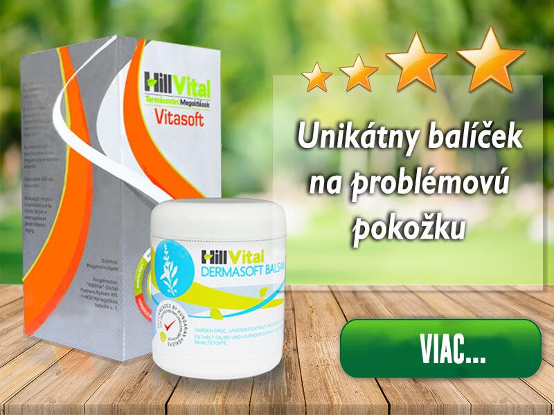 hillvital-balicek-stop-koznym-chorobam-dermasoft-balzam-vitasoft-vitaminy-na-pokozku